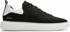 Scott Nubuck | Zwarte Sneaker