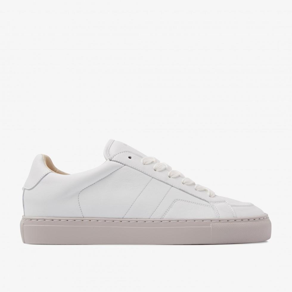 Nubikk Jase Issy White Sneakers