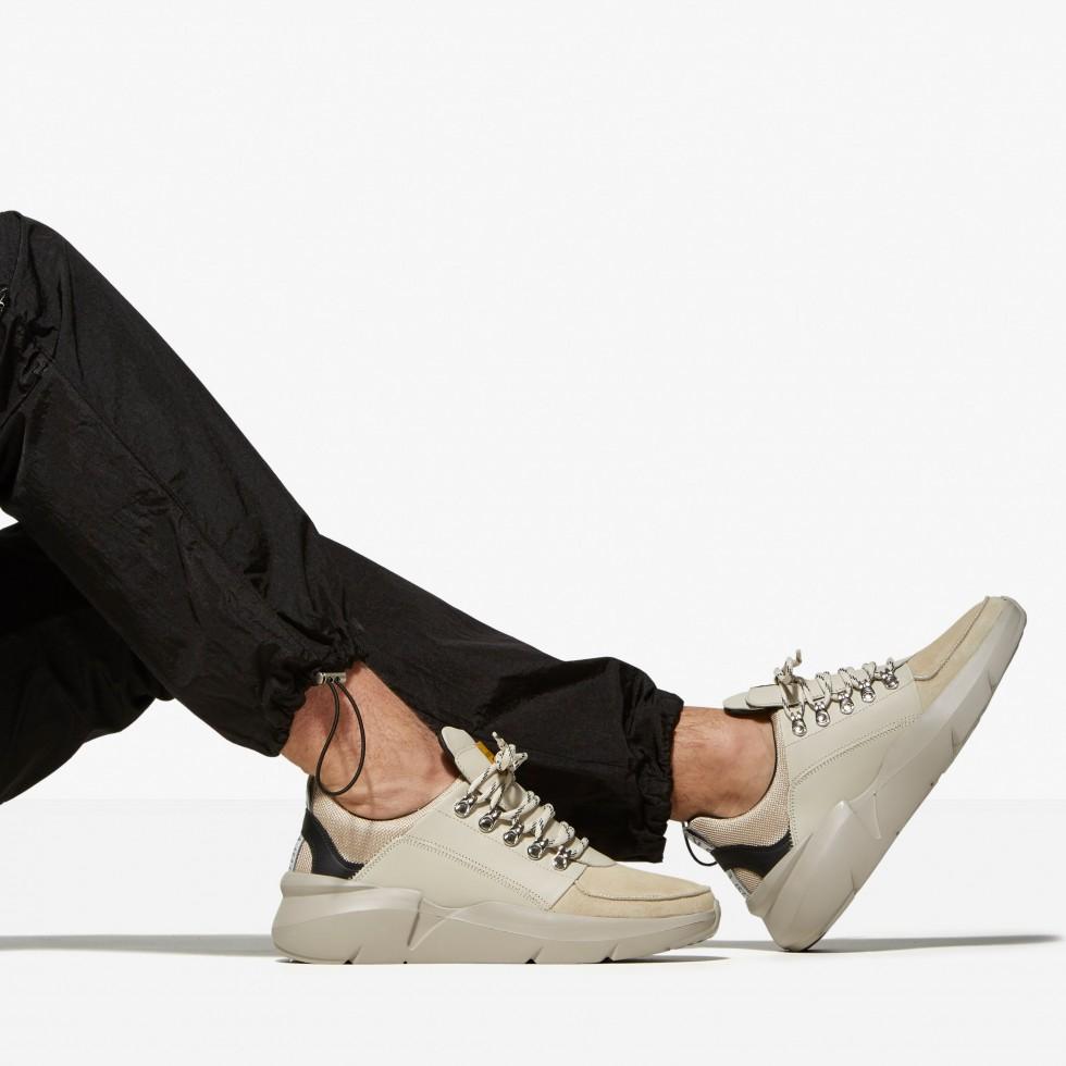 Elven Royal | Beige Sneakers