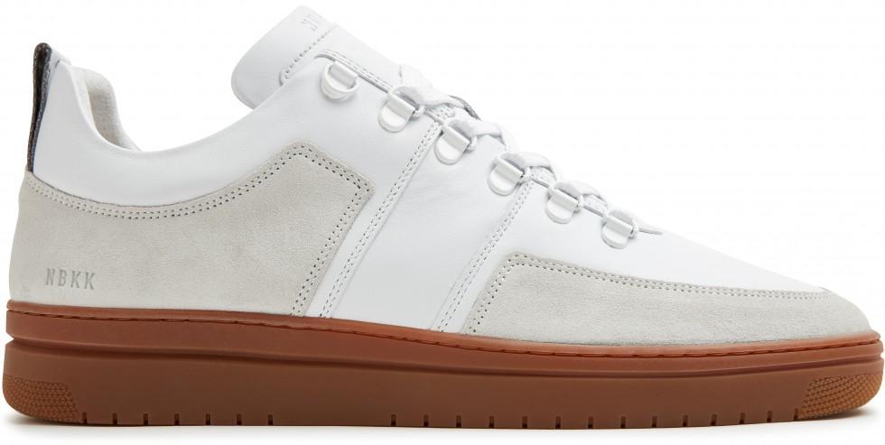 Witte Sneaker Yeye Multi Special Nubikk