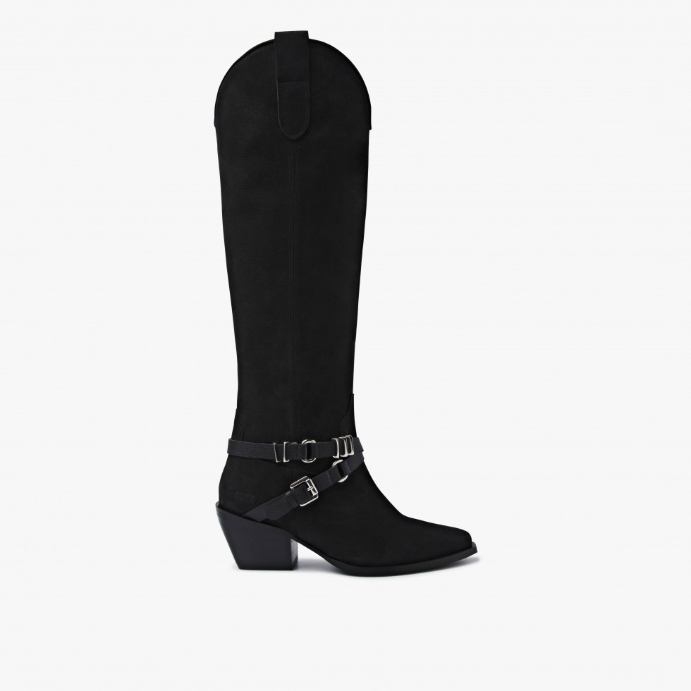 Alex Gaucho | Black Boots