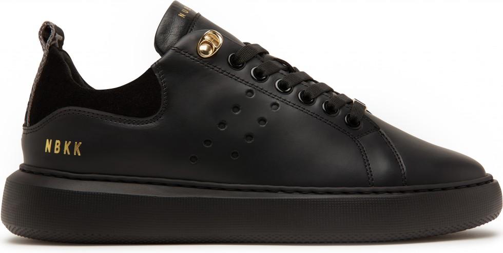 Black Sneaker Rox Eiffel Nubikk
