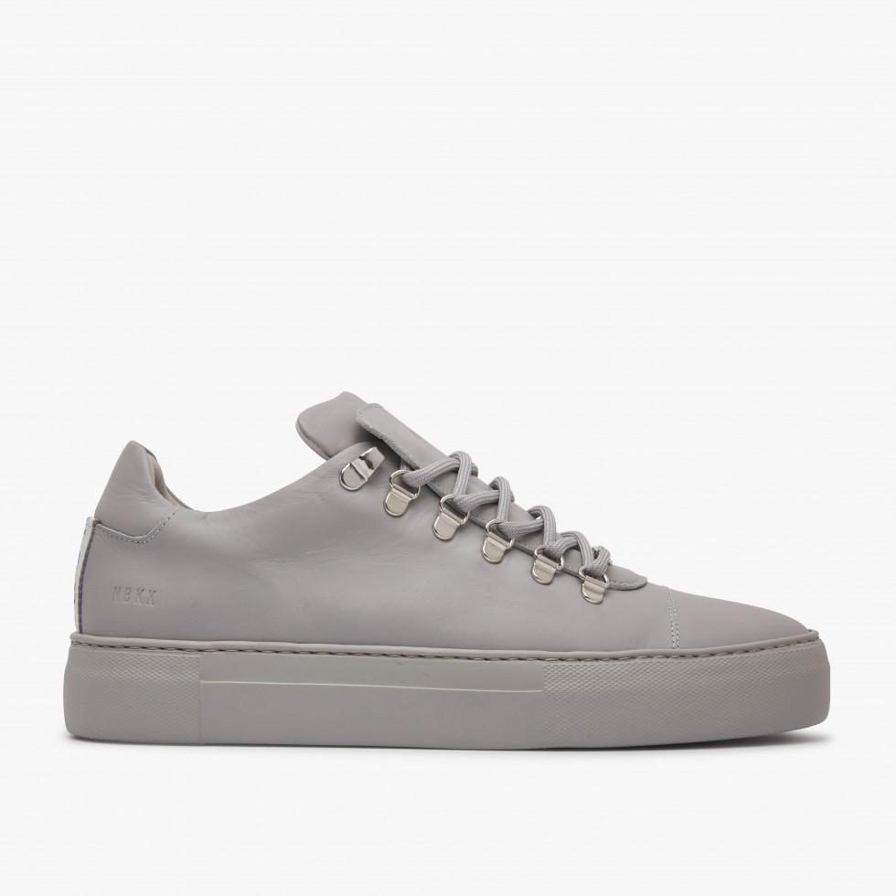 Jagger Calf | Stone Sneakers