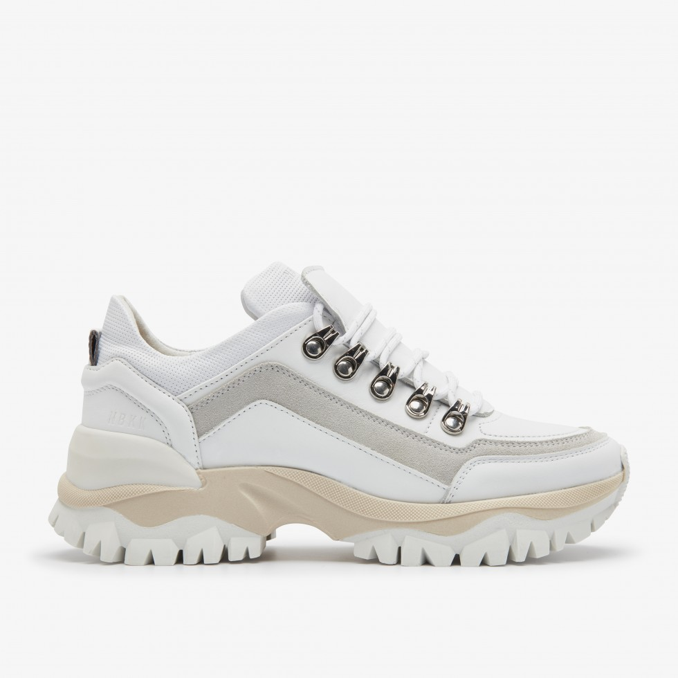White Sneakers Tallis Mena Nubikk