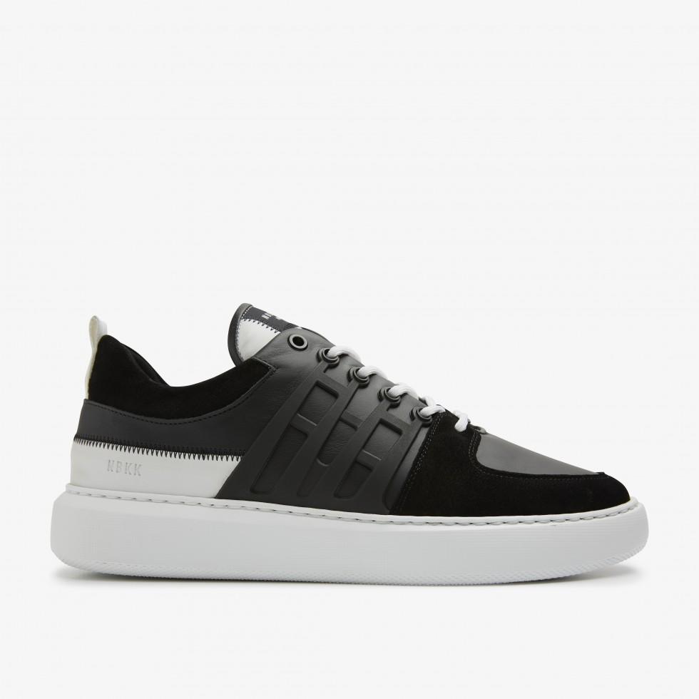 Black Sneakers Scott Benton Nubikk