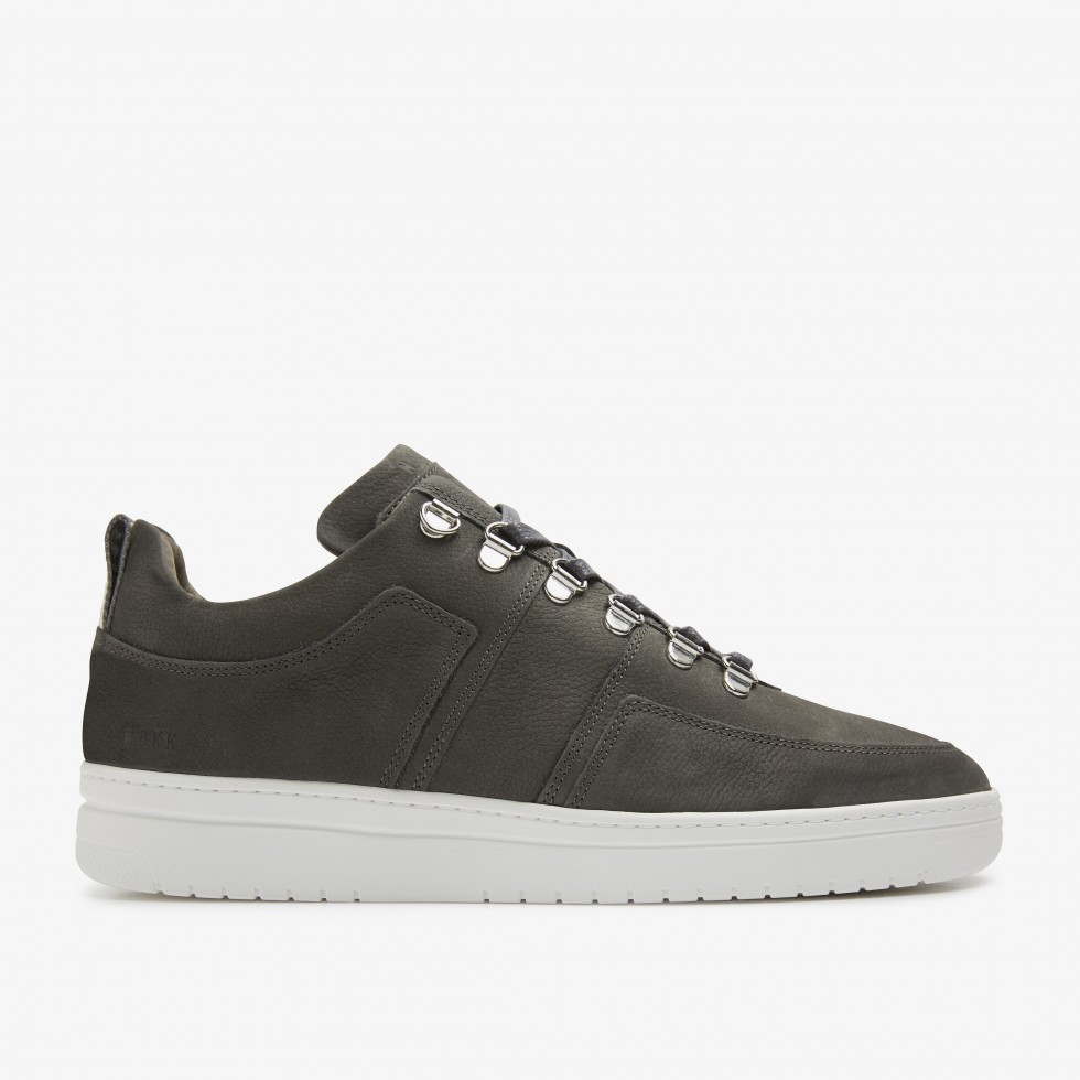 Grey Sneakers Yeye Maze (M) Nubikk
