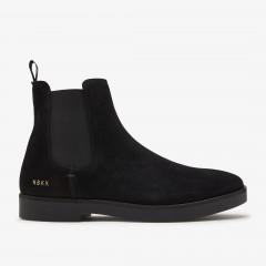 Logan Chelsea | Zwarte Boots