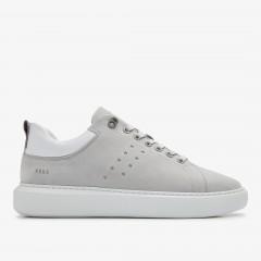 Scott Nubuck | Grijze Sneaker