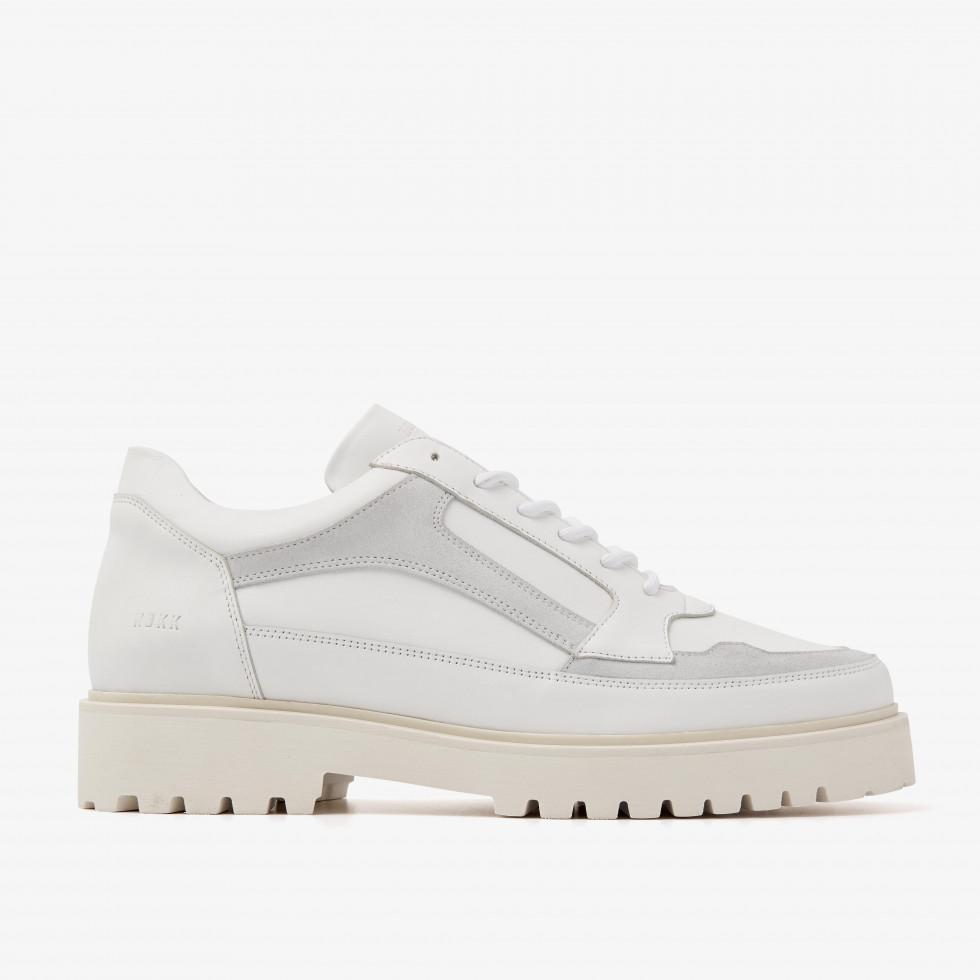 Nubikk Logan Yatsu White Shoes