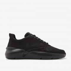 Elven Tanuki | Schwarze Raven Sneaker
