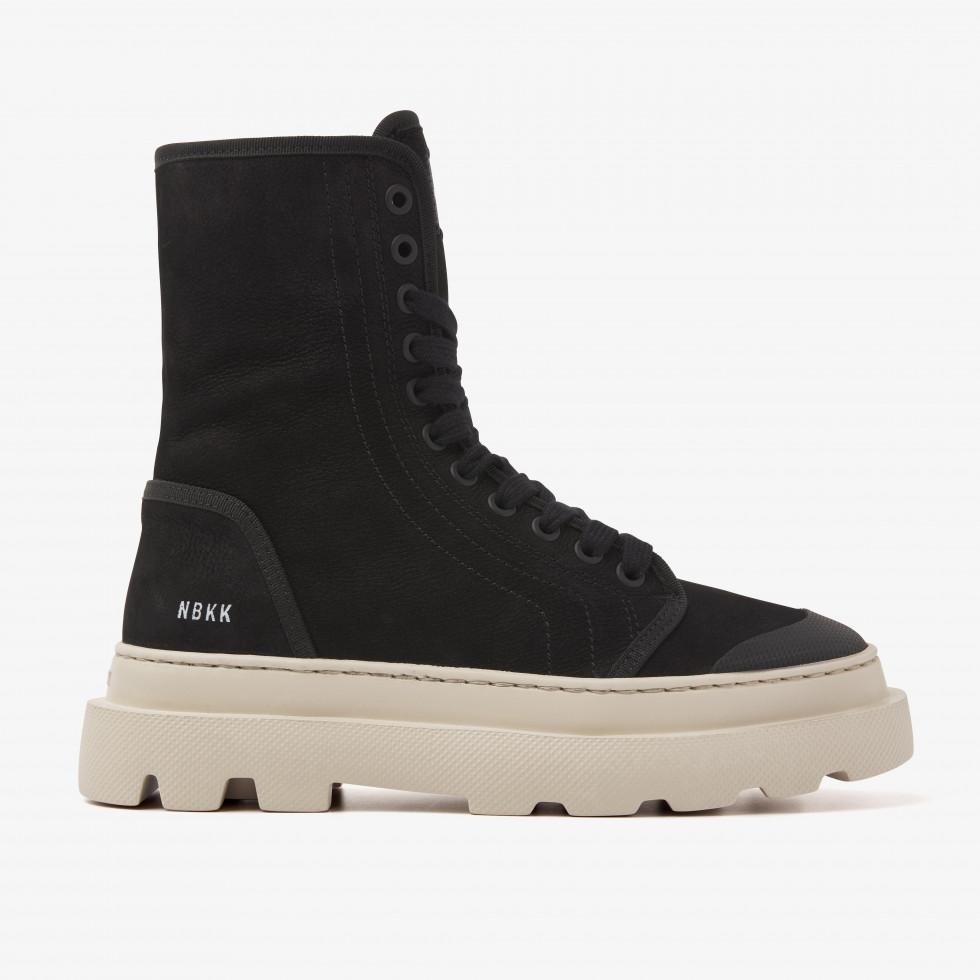 Nubikk Monro Miley L Black Dew sneaker boots