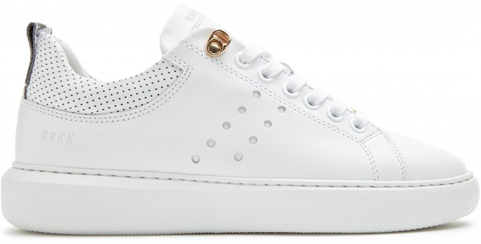 Witte Sneaker Rox Eiffel Nubikk