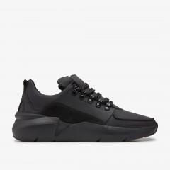Elven Royal Raven | Black Sneakers