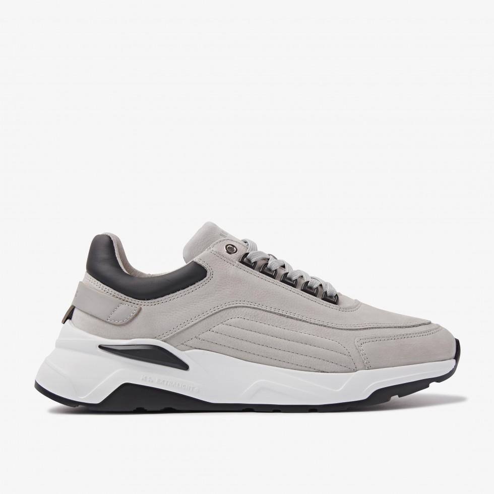 Dusk Maltan | Grijze Sneakers