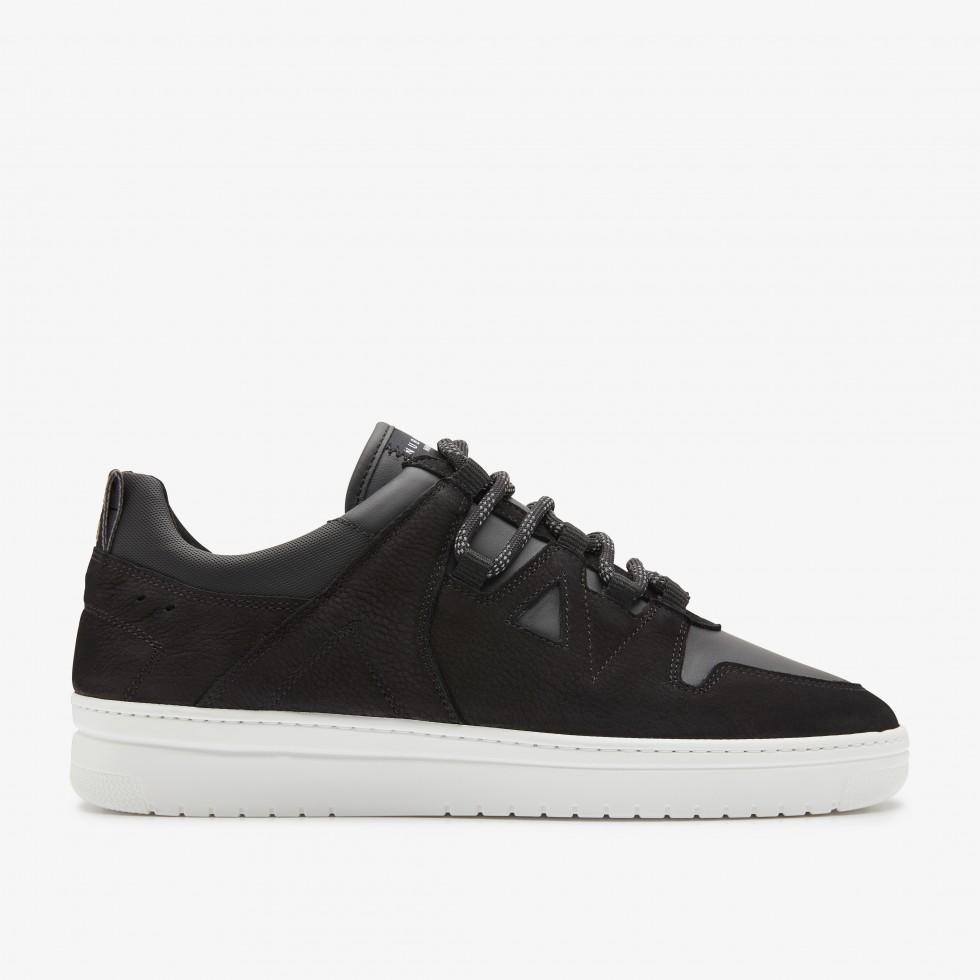 Black Sneakers Yeye Arjun (M) Nubikk