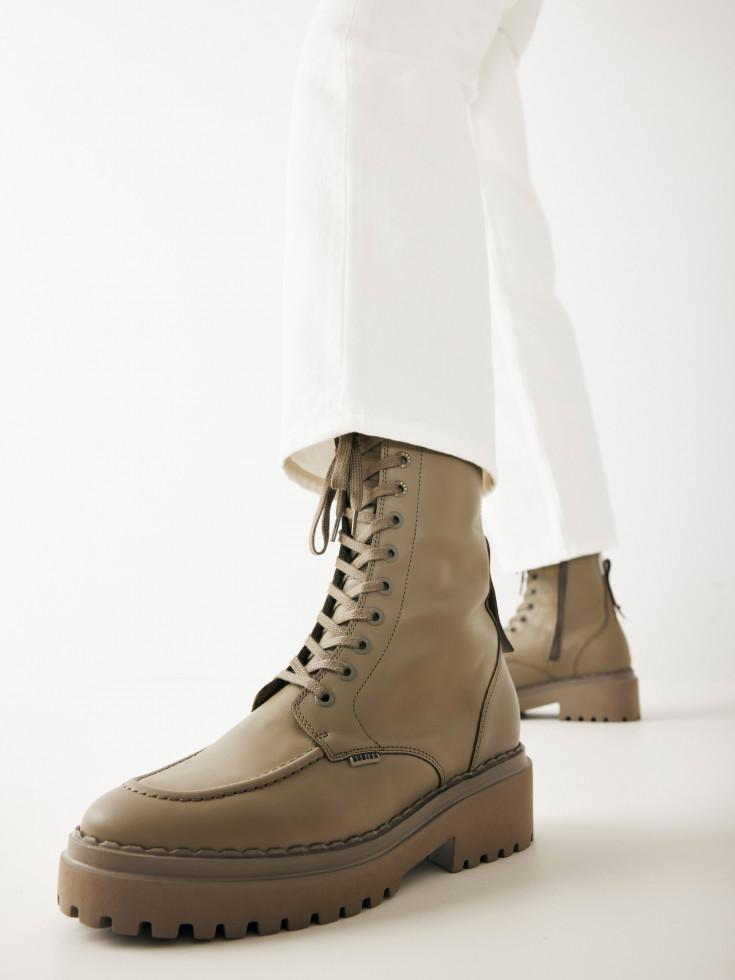 Nubikk Fae Aubine Forest Biker Boots