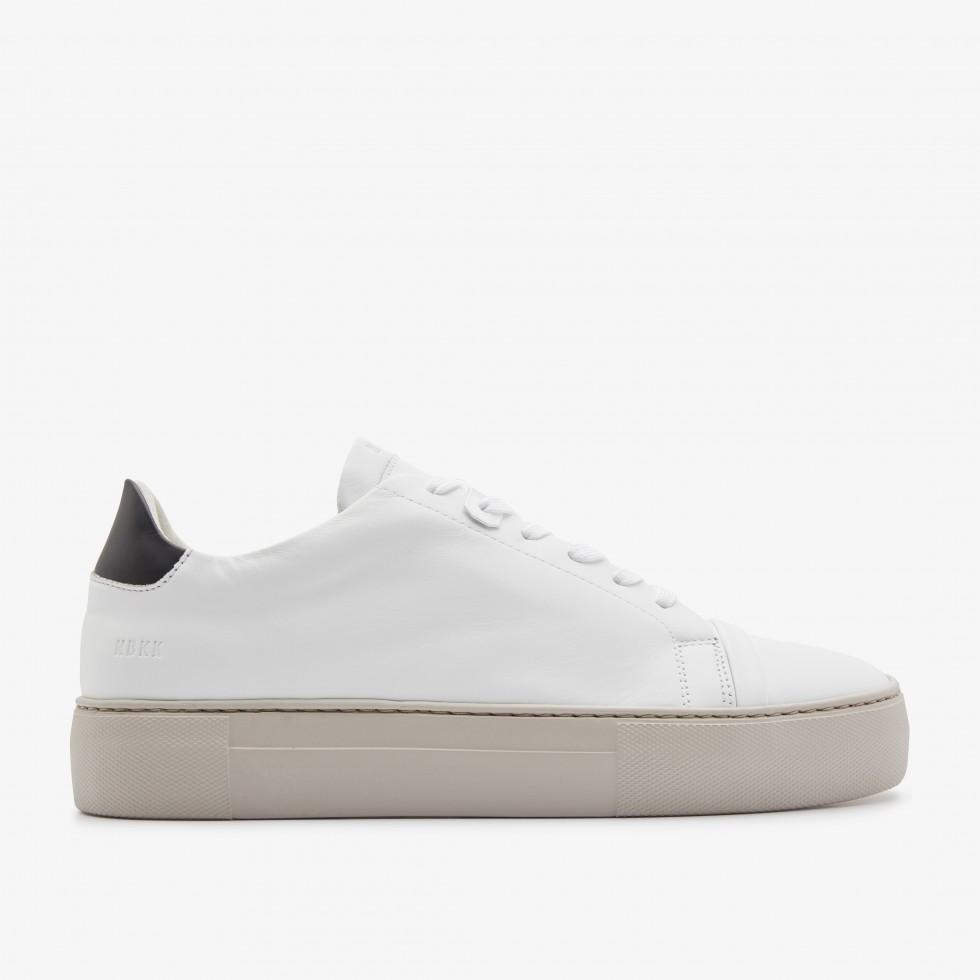 Nubikk Jagger Aspen Multi Witte Sneakers