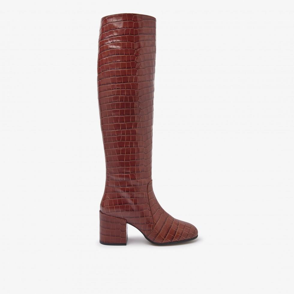 Nubikk Gigi Melba Cognac Boots