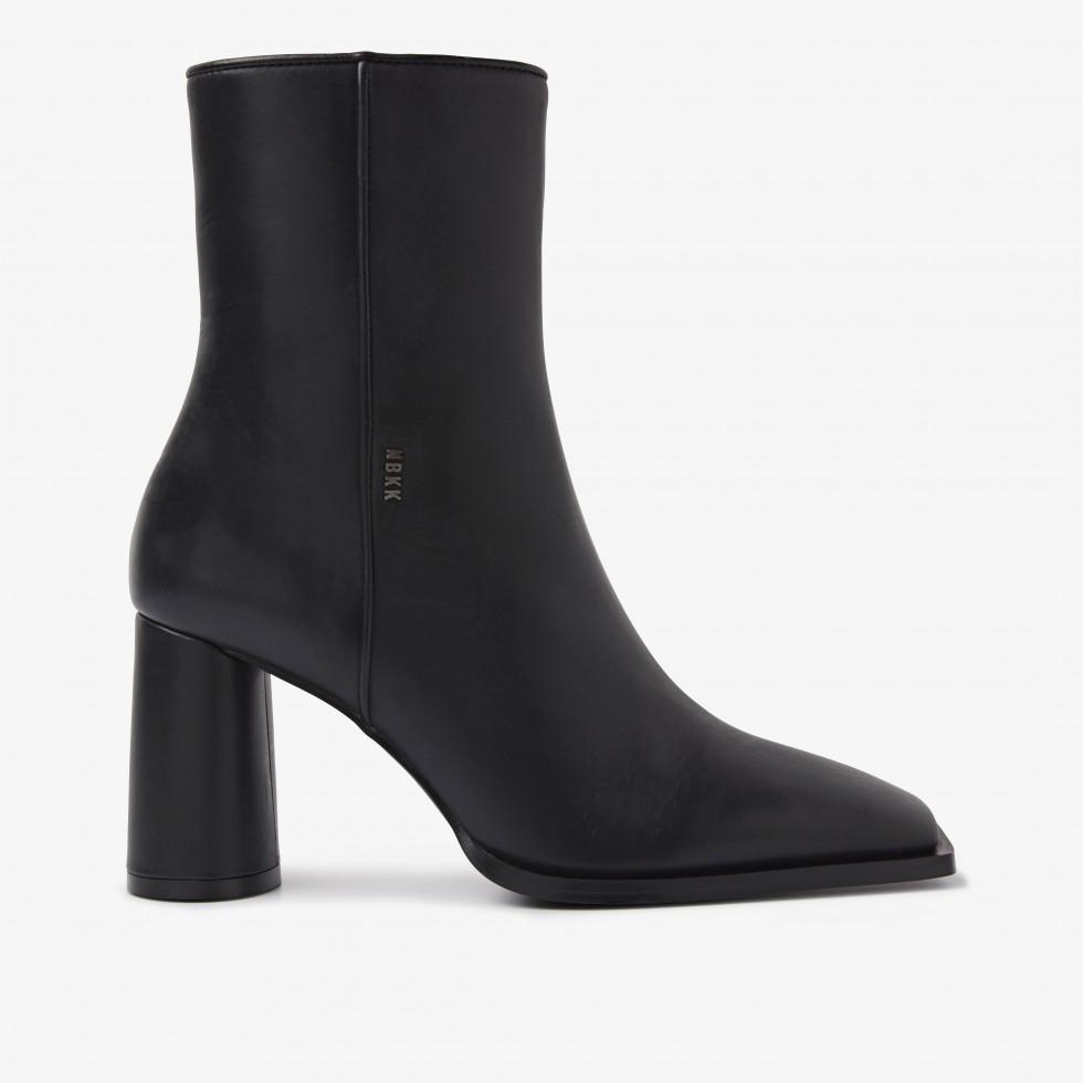 Nubikk Norah Jazz Black Ankle Boots