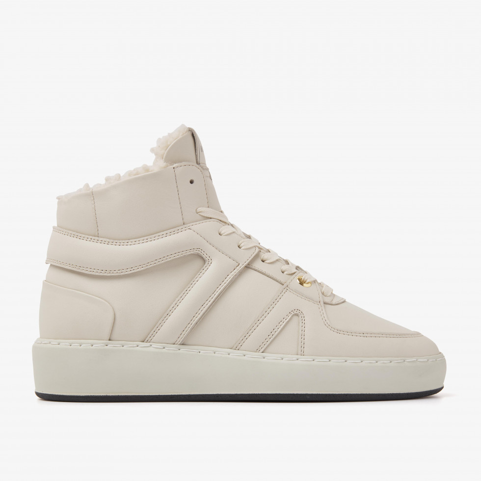 Nubikk Jiro Dunk Fur Desert Sneakers