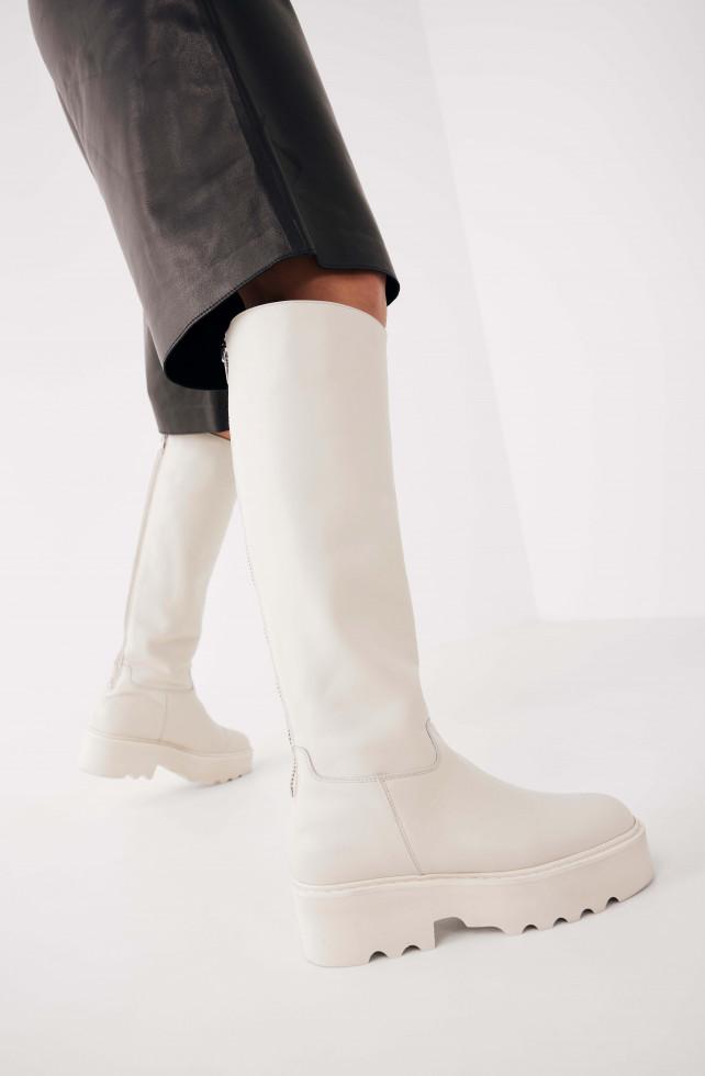 Nubikk Fara Zip Desert Boots