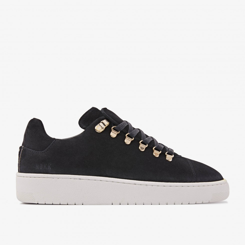 Nubikk Yeye Fresh Black Trainers