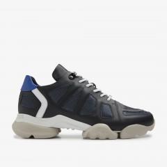 Mylan Razor | Navy Sneakers