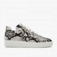 Yeye Python L | Beige Sneakers