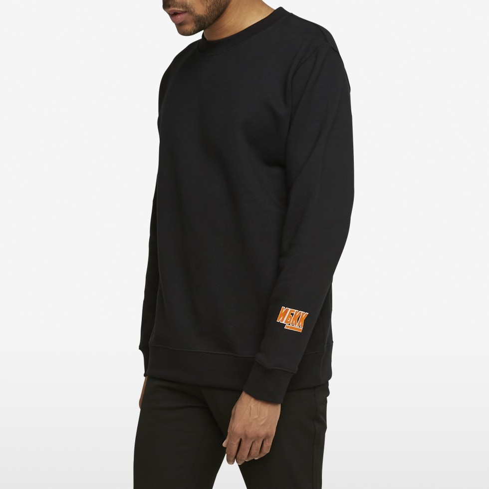 Samuel NBKK | Black Sweater