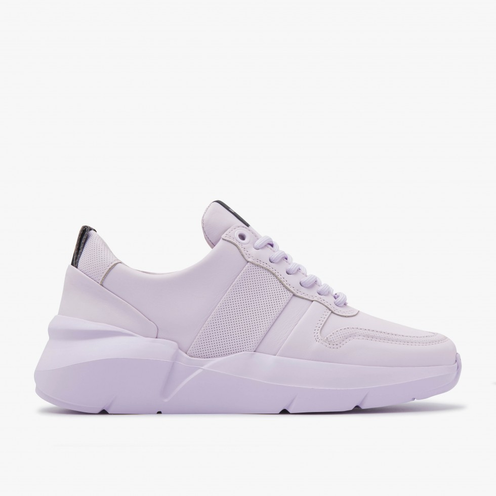 Nubikk Lucy May Lilac Sneakers