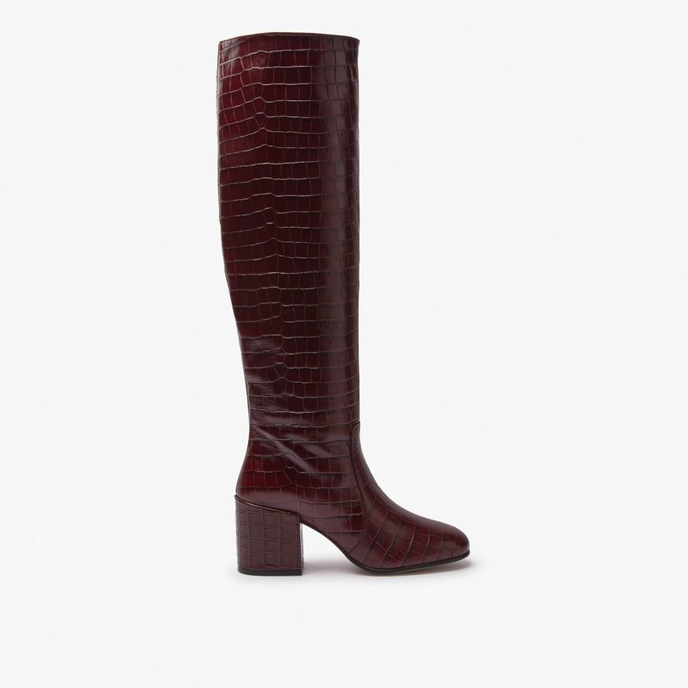 Nubikk Gigi Melba Bordeaux Boots