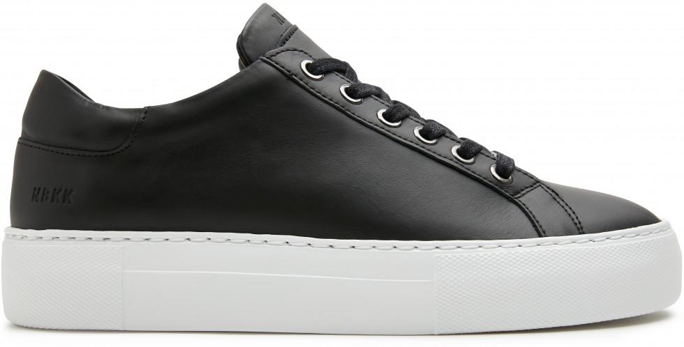 Zwarte Sneaker Jolie Pure Gomma Nubikk