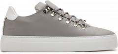 Jagger Calf | Grey Trainers