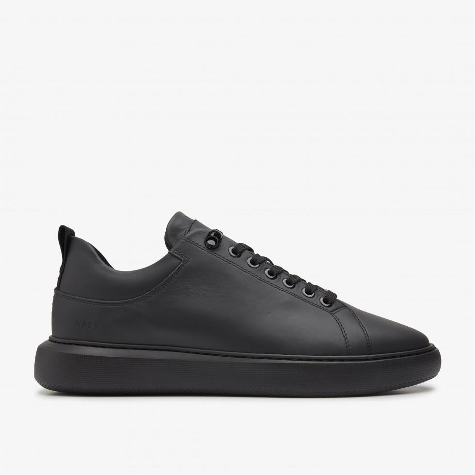 Zwarte Sneaker Scott Marlow Nubikk