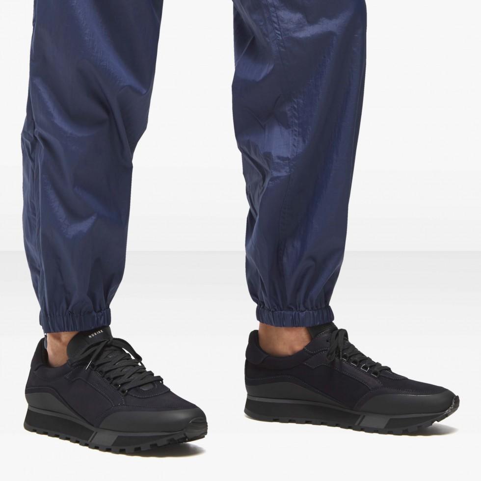 Blaue Sneaker Delta D Nubikk