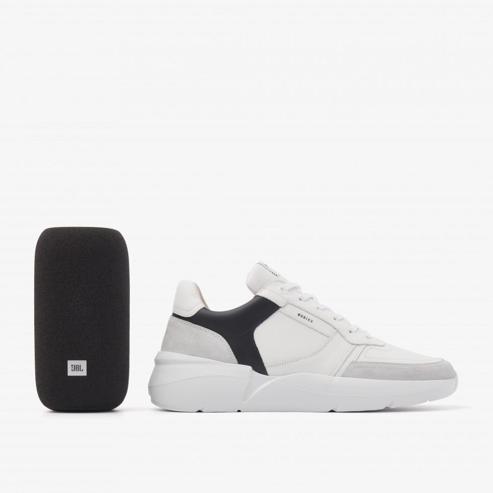 Nubikk Roque Road JBL Witte Sneakers