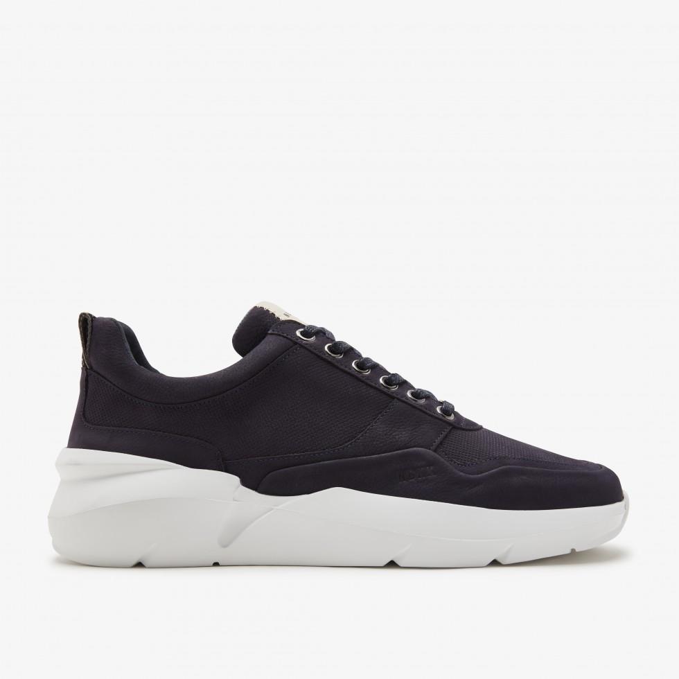 Nubikk Elven Tanuki Blaue Sneaker