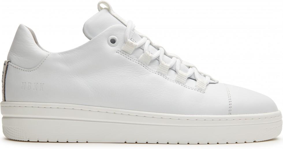Witte Sneaker Yeye Loops Lt L Nubikk