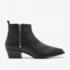 Holly Golf | Schwarze Stiefeletten