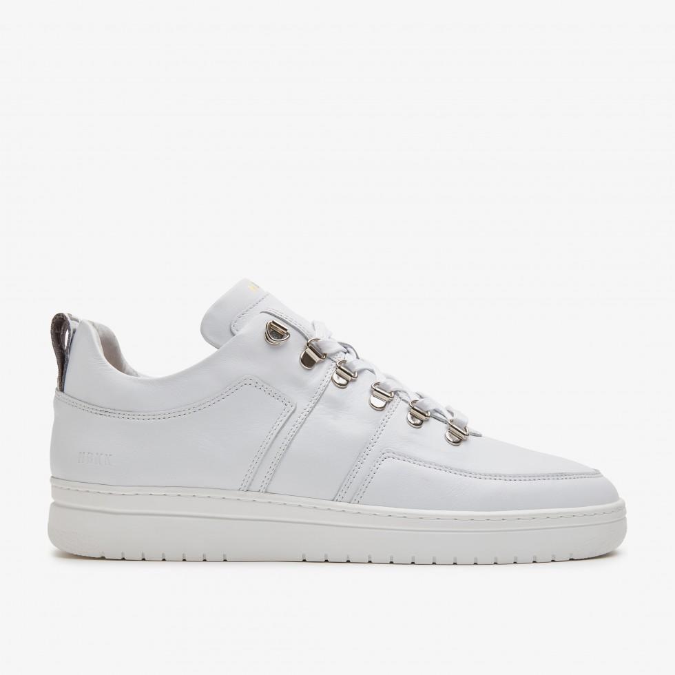 Witte Sneakers Yeye Maze (M) Nubikk