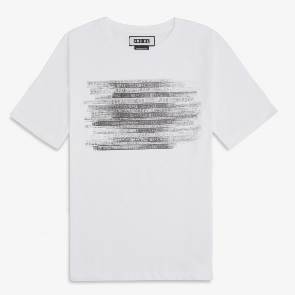 Lisa Tape | White T-shirt