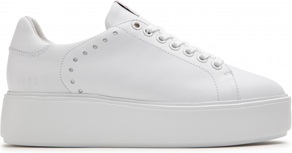 Witte Sneaker Elise Perfo Nubikk
