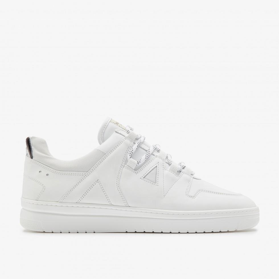 Weisse Sneaker Yeye Arjun (M) Nubikk