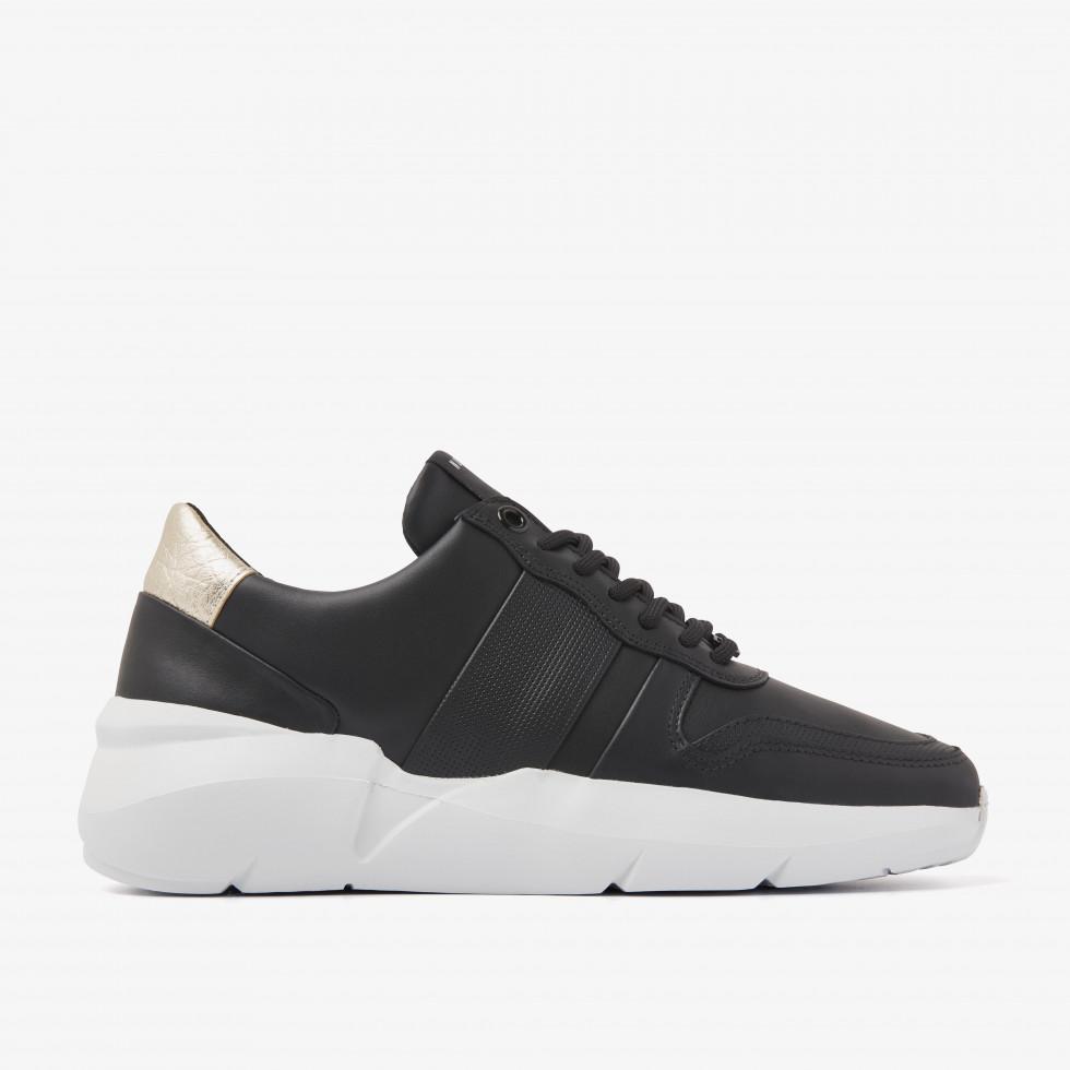 Nubikk Lucy May Black Sneakers