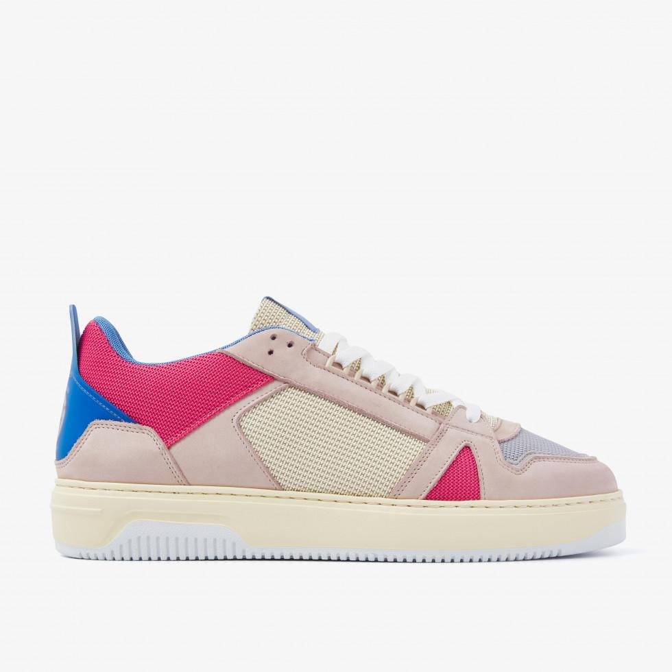Nubikk Brooks Smiley's Heren Sneakers