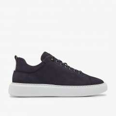Scott Marlow | Navy Sneakers