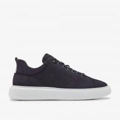 Scott Marlow | Blaue Sneaker
