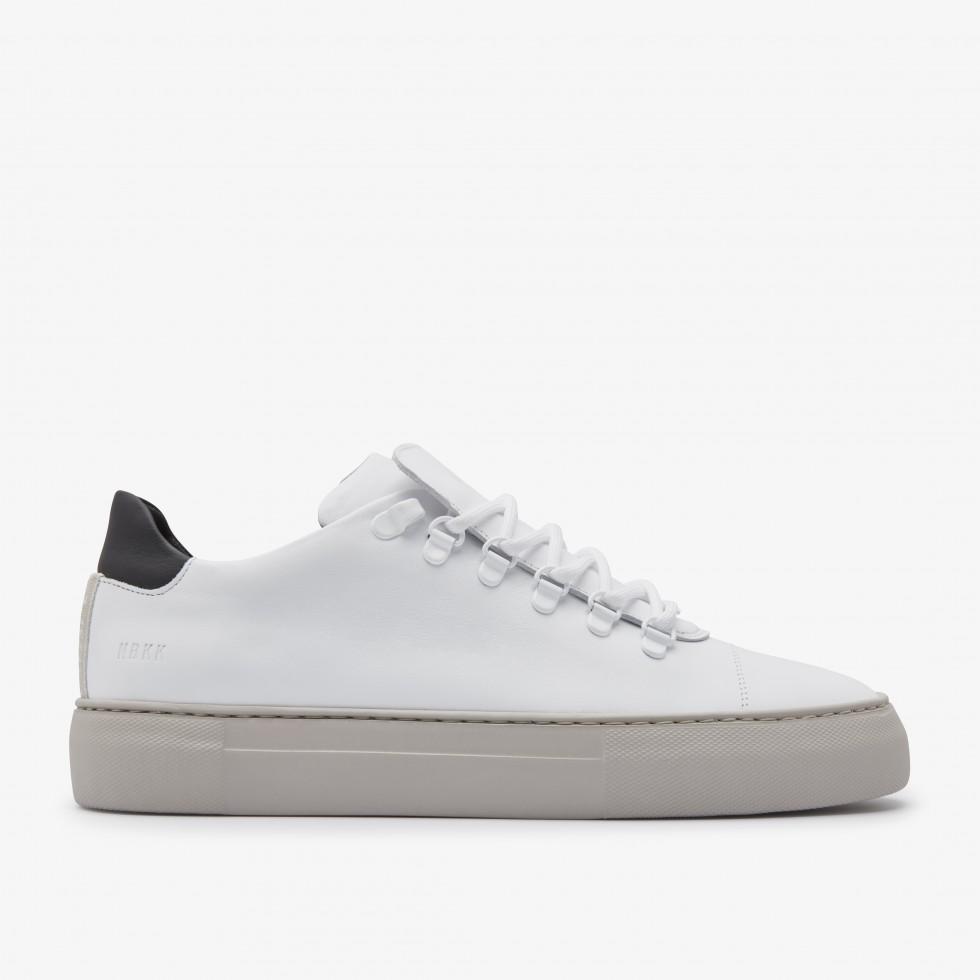 Nubikk Jagger Classic Multi White Sneakers