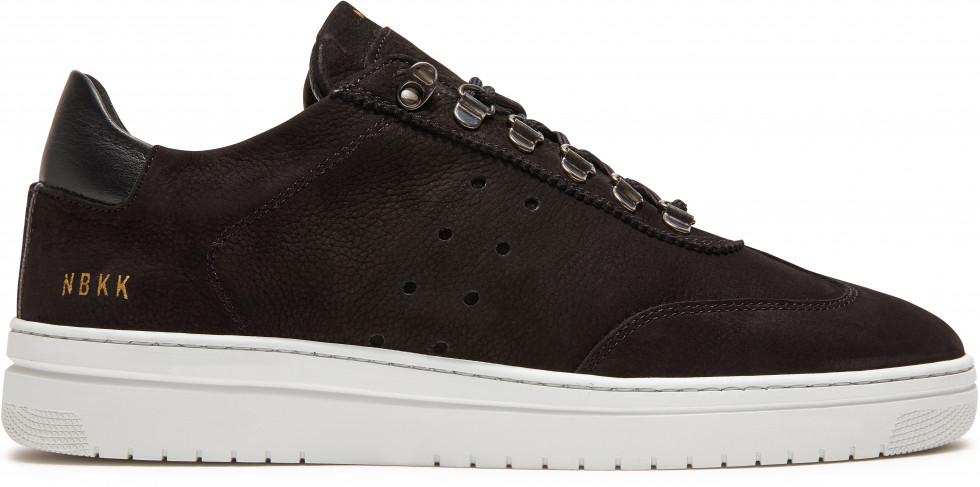 Zwarte Sneaker Yeye Surya Nubuck M Nubikk