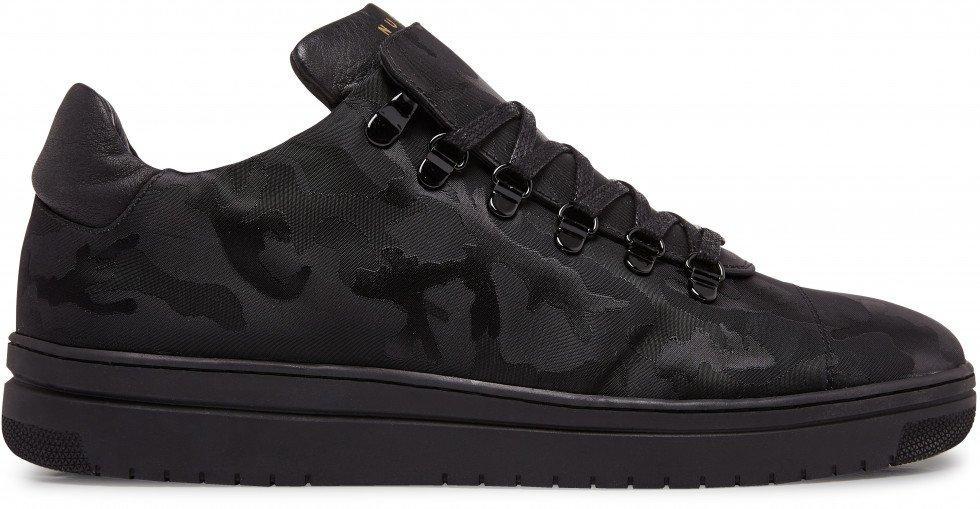 Zwarte Sneaker Yeye Camo All II M Nubikk